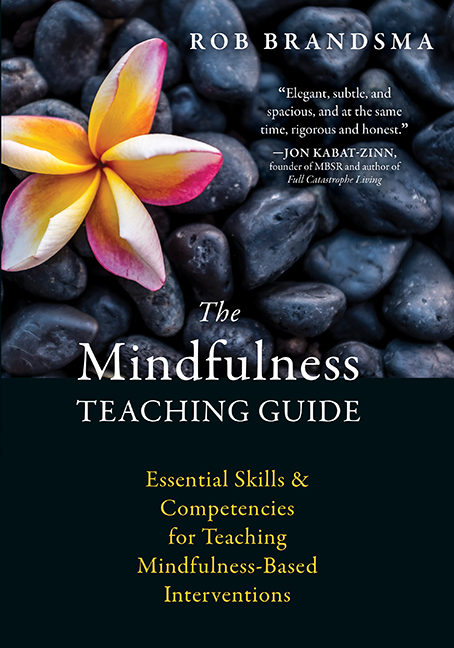 Book The Mindfulness Teaching Guide